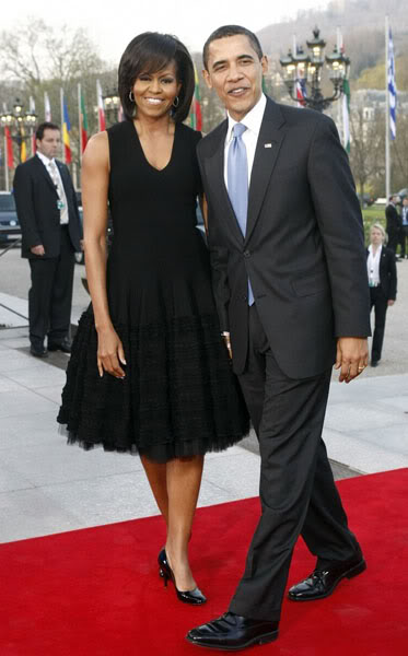 Alaia Dress For Michelle Obama Michelle Obama s Bad Hair Day
